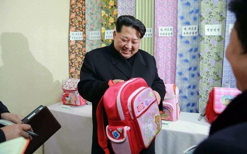 Trieu Tien cong bo nhung hinh anh dep ve ong Kim Jong-un-Hinh-12