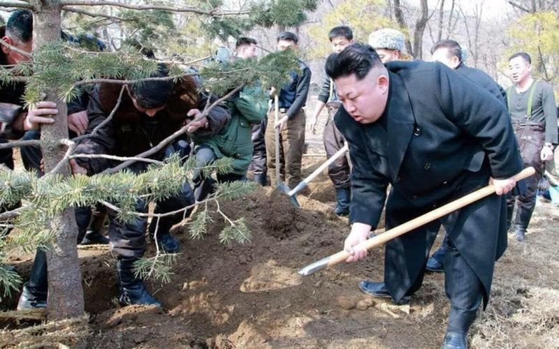 Trieu Tien cong bo nhung hinh anh dep ve ong Kim Jong-un-Hinh-13