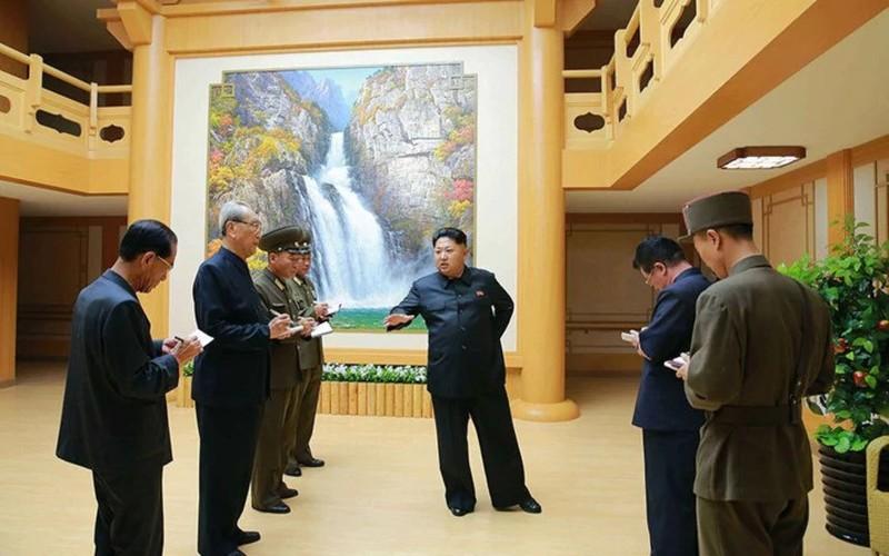 Trieu Tien cong bo nhung hinh anh dep ve ong Kim Jong-un-Hinh-14