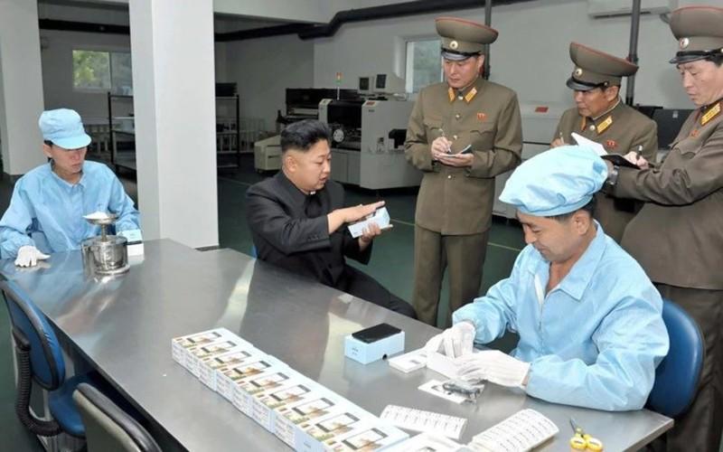 Trieu Tien cong bo nhung hinh anh dep ve ong Kim Jong-un-Hinh-15