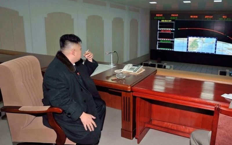 Trieu Tien cong bo nhung hinh anh dep ve ong Kim Jong-un-Hinh-16