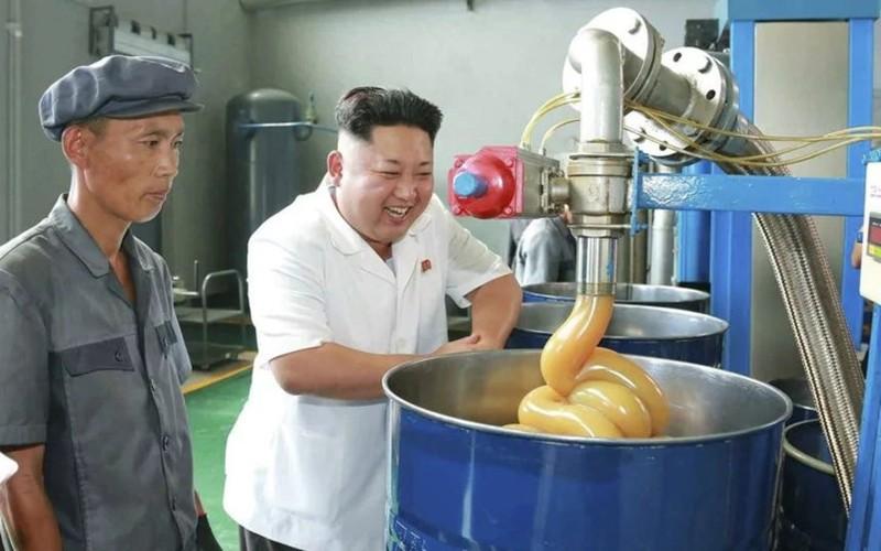 Trieu Tien cong bo nhung hinh anh dep ve ong Kim Jong-un-Hinh-3