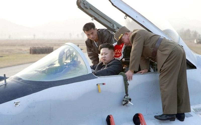 Trieu Tien cong bo nhung hinh anh dep ve ong Kim Jong-un-Hinh-4