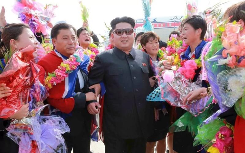 Trieu Tien cong bo nhung hinh anh dep ve ong Kim Jong-un-Hinh-5