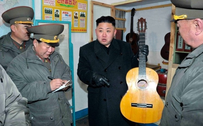 Trieu Tien cong bo nhung hinh anh dep ve ong Kim Jong-un-Hinh-8