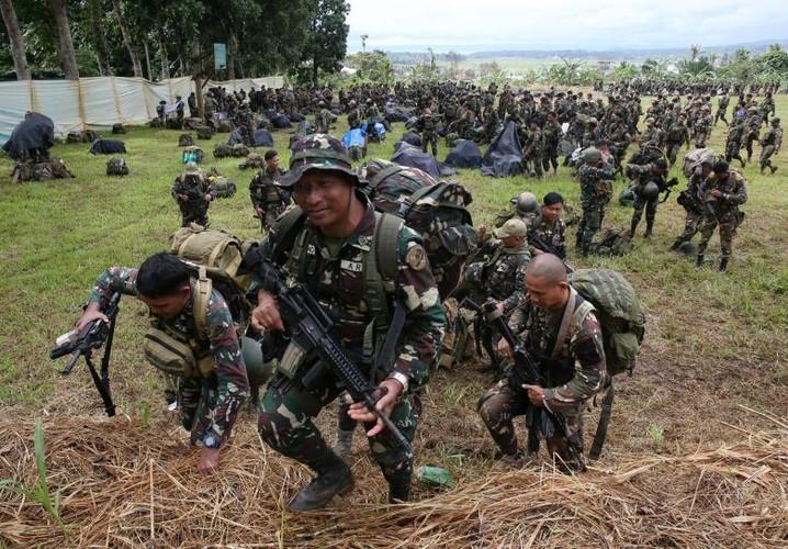 Anh: Thanh pho Marawi bi pha huy trong cuoc chien chong IS-Hinh-8