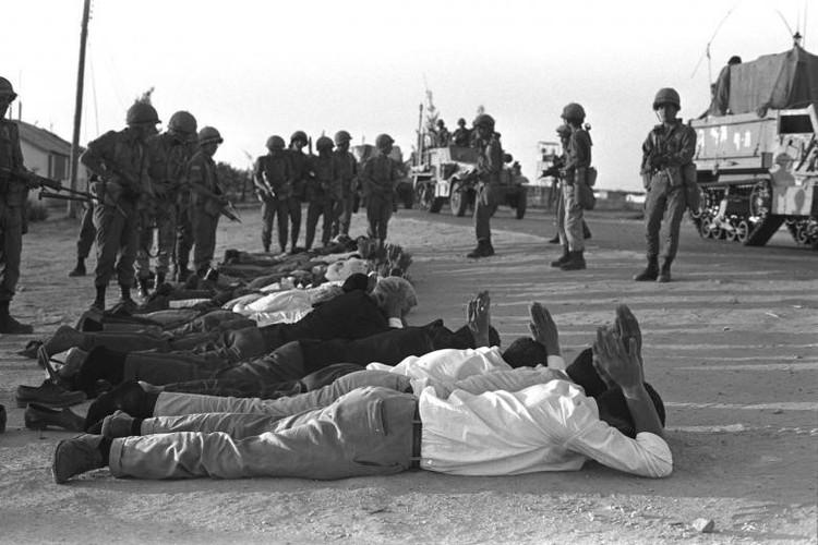 Anh: Cuoc chien khoc liet giua Israel va khoi Arab 50 nam truoc-Hinh-8