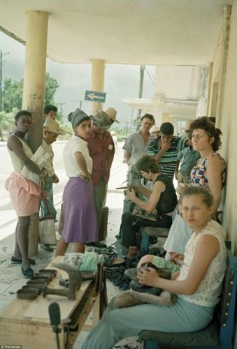 """Hinh anh chan thuc ve """"hon dao bi an"""" Cuba nhung nam 1990-Hinh-11"""