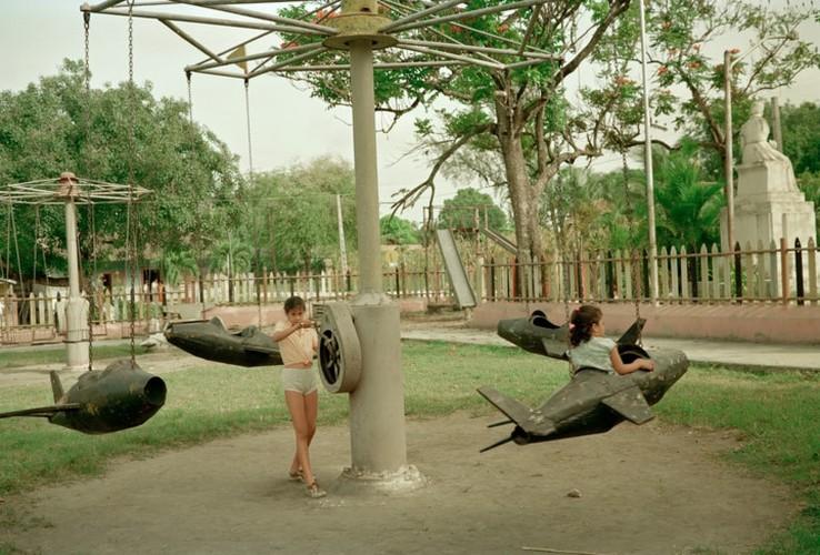 """Hinh anh chan thuc ve """"hon dao bi an"""" Cuba nhung nam 1990-Hinh-4"""