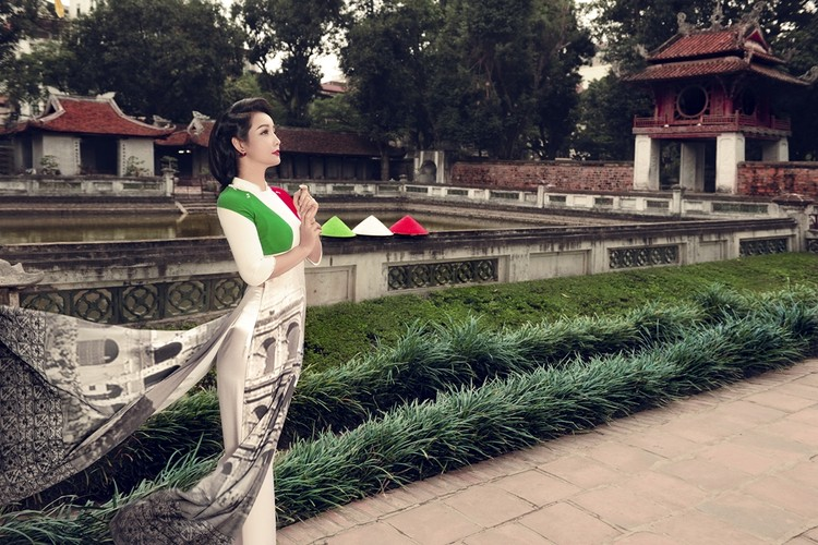 Mai Thu Huyen mang the gioi vao ta ao dai Viet-Hinh-5