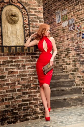 Hoang Hai My gay choang khi mua bao hiem cho vong eo-Hinh-5