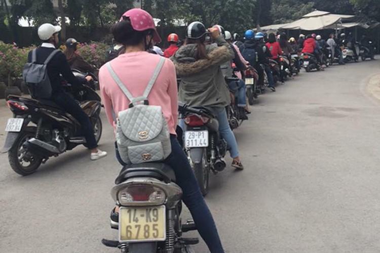 Anh: Khoanh khac an tuong giao thong Viet Nam-Hinh-4