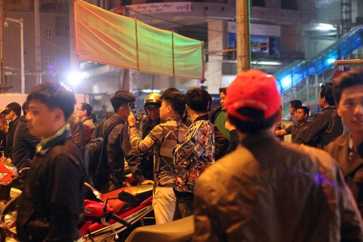 Anh: Cau thanh cong tau len ray duong sat tren cao Cat Linh – Ha Dong-Hinh-13