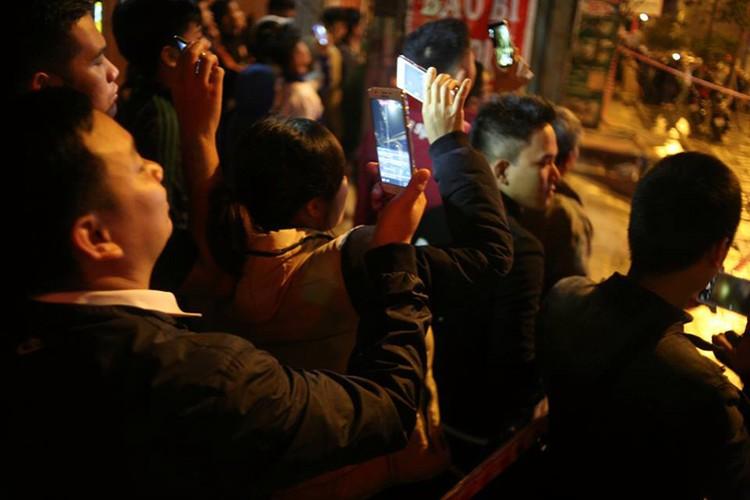Anh: Cau thanh cong tau len ray duong sat tren cao Cat Linh – Ha Dong-Hinh-14