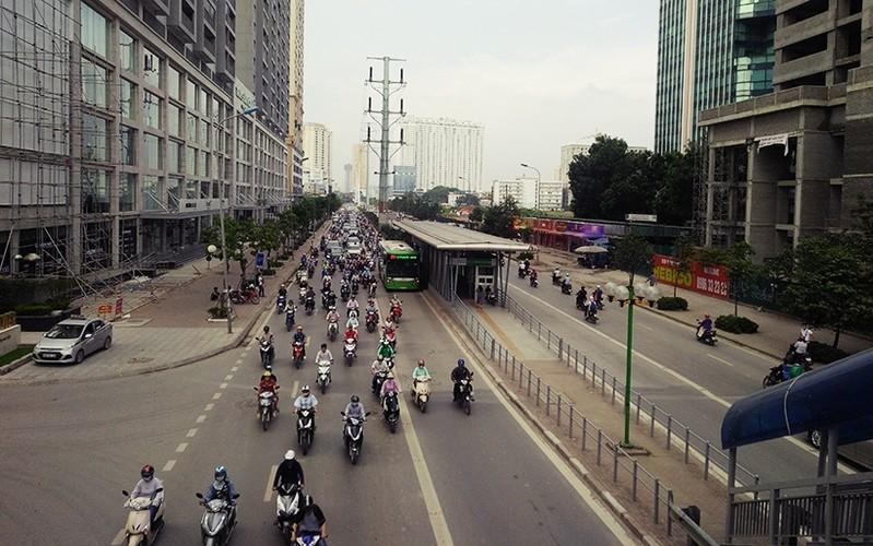 "Buyt nhanh BRT vang khach sau phat bieu ""qua tai"""