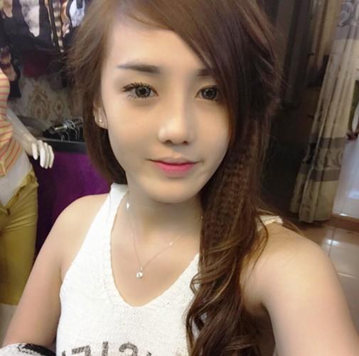 Anh bao mang: Ma mi 20 tuoi; Khong phai dang vua dau