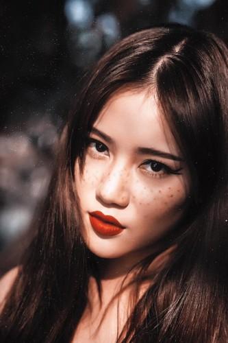 Hot girl Milan Pham bat ngo hoa Ly Mac Sau cuc xinh-Hinh-11
