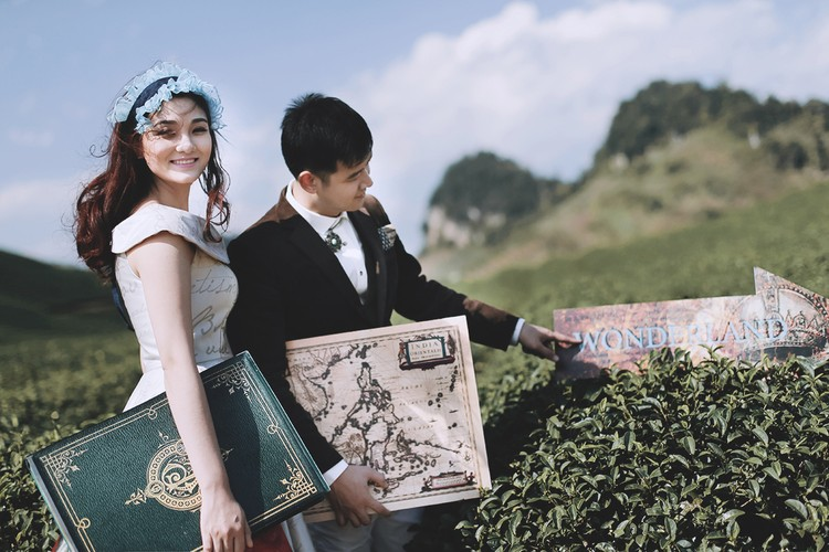 """Bo anh cuoi """"lac vao xu so than tien"""" gay sot-Hinh-5"""