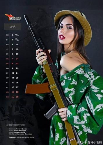 Bong mat voi bo anh lich cua nu binh si goi cam-Hinh-5