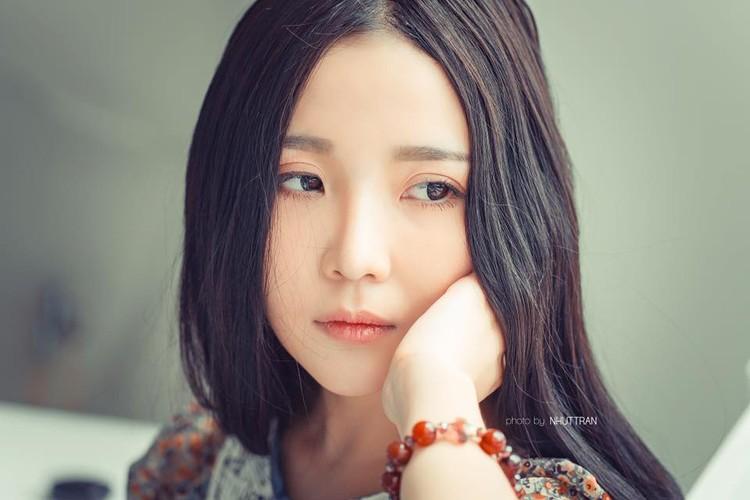 Hoa khoi cong so, Anna Trang Huynh xinh dep van nguoi me-Hinh-5