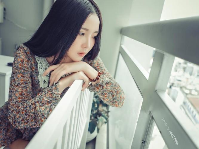 Hoa khoi cong so, Anna Trang Huynh xinh dep van nguoi me-Hinh-6
