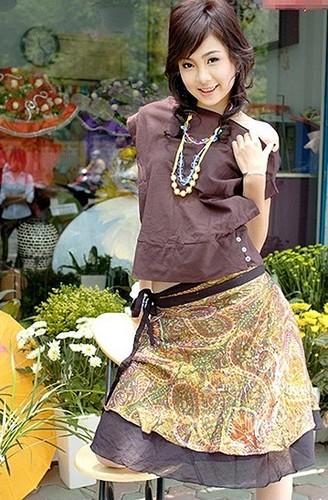 "Nhan sac thoi ""tre trau"" cua MC dep nhat VTV-Hinh-8"