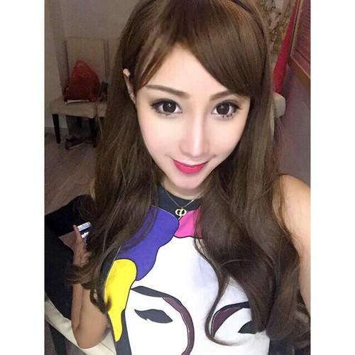 Co chu 9X Ha thanh xinh dep, goi cam nhu hot girl-Hinh-8