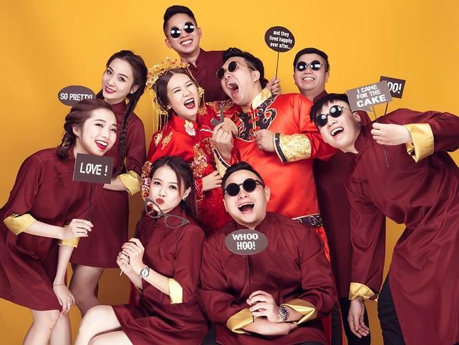 """Le an hoi """"vui no troi"""" cua nu stylist Sai thanh-Hinh-5"""