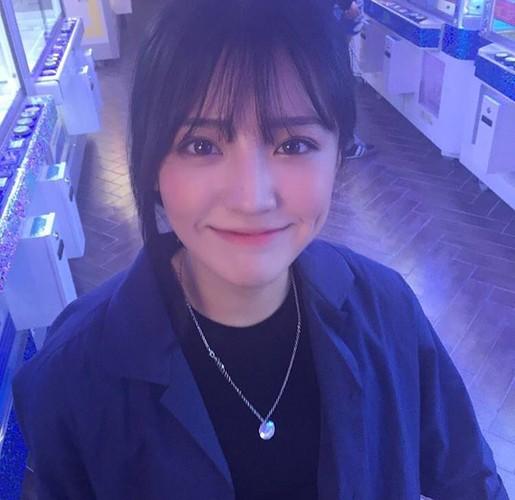 Hot girl ma lum xinh nhu bup be khuay dao mang Instagram-Hinh-2