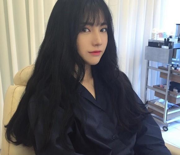 Hot girl ma lum xinh nhu bup be khuay dao mang Instagram-Hinh-8