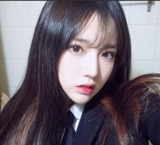 Hot girl ma lum xinh nhu bup be khuay dao mang Instagram-Hinh-9
