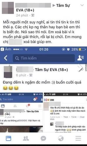 """Gai xinh khoe chuyen yeu len mang bi to """"song ao""""-Hinh-5"""