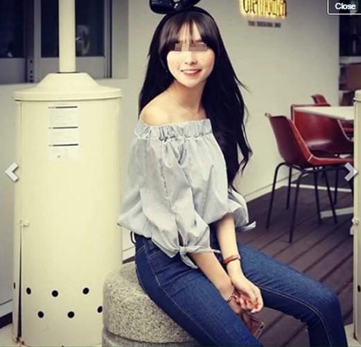 """Gai xinh khoe chuyen yeu len mang bi to """"song ao""""-Hinh-3"""