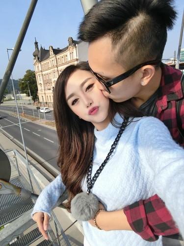 "Nu DJ Viet gay tranh cai voi chuyen di chau Au gia ""beo""-Hinh-4"