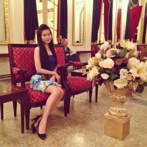 Chan dung co gai goc Viet lam viec cho to Huffington Post-Hinh-8