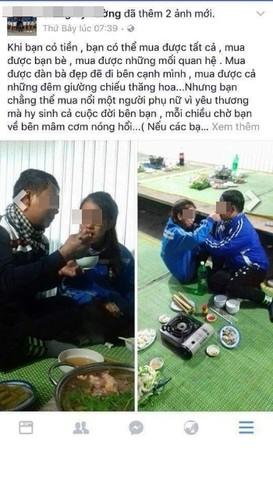 """Xon xao chuyen nam phuot thu """"ga gam"""" hang loat gai xinh?"""