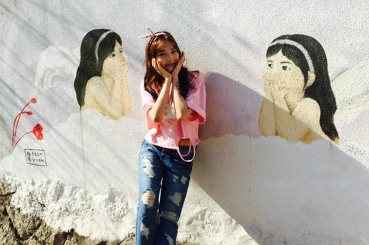 Dan mang tim kiem em gai xinh dep cua Hari Won-Hinh-7