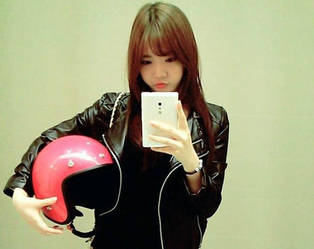 Dan mang tim kiem em gai xinh dep cua Hari Won-Hinh-8