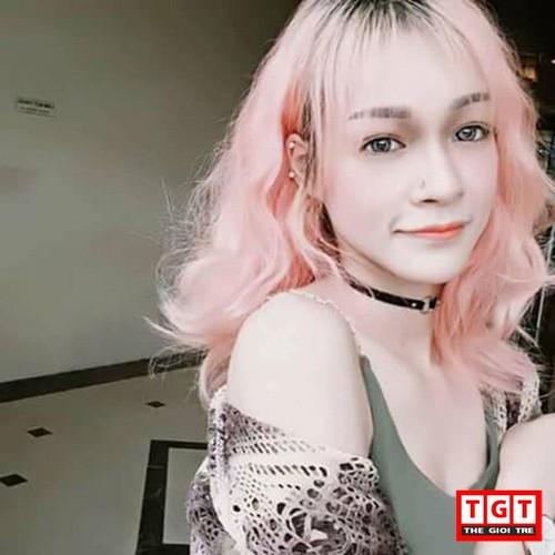 Hot girl Hai Phong xinh dep, mat lai Tay day cuon hut-Hinh-2