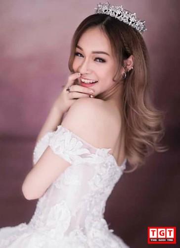 Hot girl Hai Phong xinh dep, mat lai Tay day cuon hut-Hinh-9