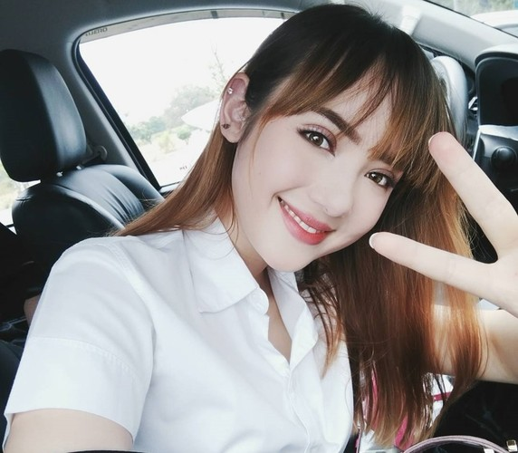 Hot girl Thai Lan cover