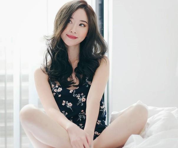 Nhan sac xinh dep cua hot girl dinh dam nhat Indonesia-Hinh-2
