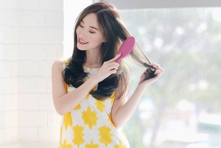 Nhan sac xinh dep cua hot girl dinh dam nhat Indonesia-Hinh-3