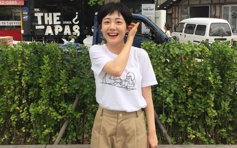 Hot girl Han Quoc co nu cuoi me hoac van chang trai-Hinh-3