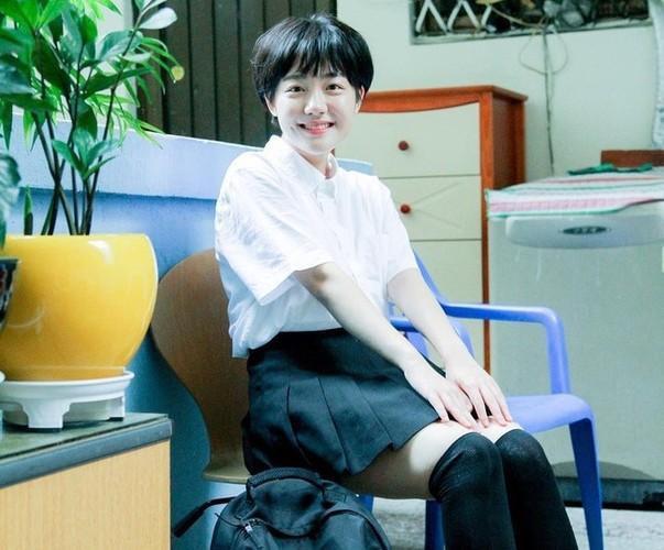 Hot girl Han Quoc co nu cuoi me hoac van chang trai-Hinh-9