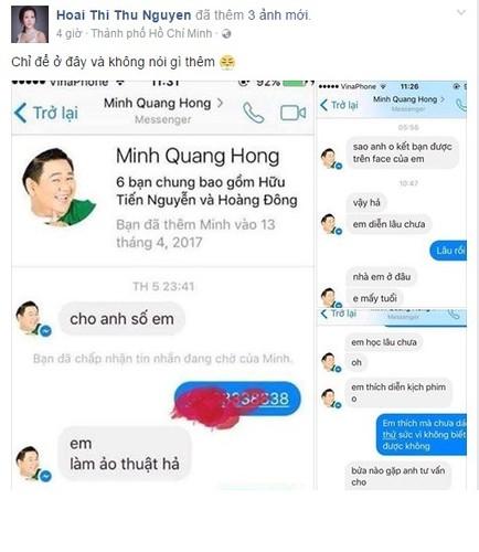 """Hoa hau Thu Hoai to Minh Beo tiep tuc """"du do"""" trai tre?"""