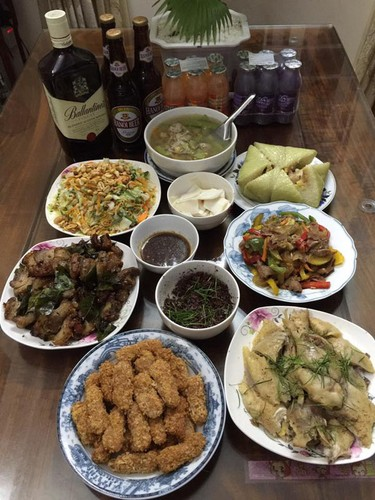 "Khoe mam com ""xoang"" gia 450 nghin, me tre bi che ""chem gio""-Hinh-5"