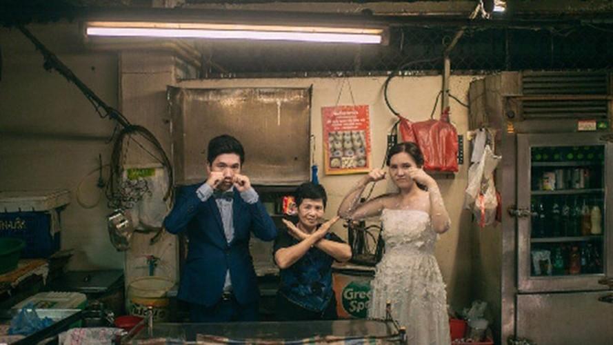 """Cap doi Thai gay sot vi chup anh cuoi """"an ca the gioi""""-Hinh-8"""