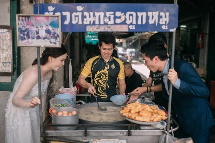 """Cap doi Thai gay sot vi chup anh cuoi """"an ca the gioi""""-Hinh-9"""