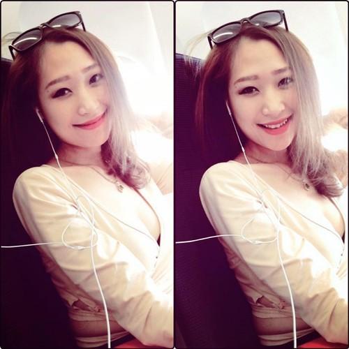 "Hot girl Loa Phuong ""bua nhat qua dat""-Hinh-3"